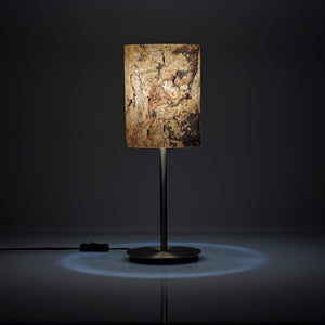 ART FUTURO Lamp Shade in Falling Leaves day view