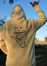 Its Up to Yewww Hoodie
