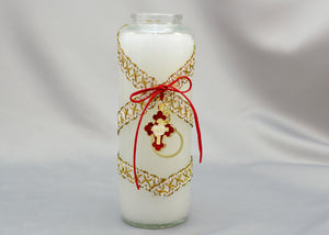 Bright Week Easter Candles - Key Chains