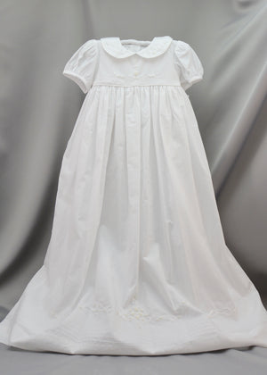 Catia Girls Baptismal Gown