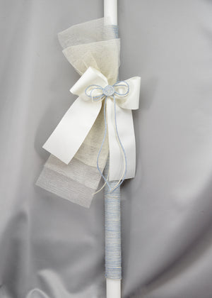 Christopher Baptism Candles | 32""