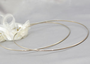Love Struck Wedding Crowns | Silver Color Band