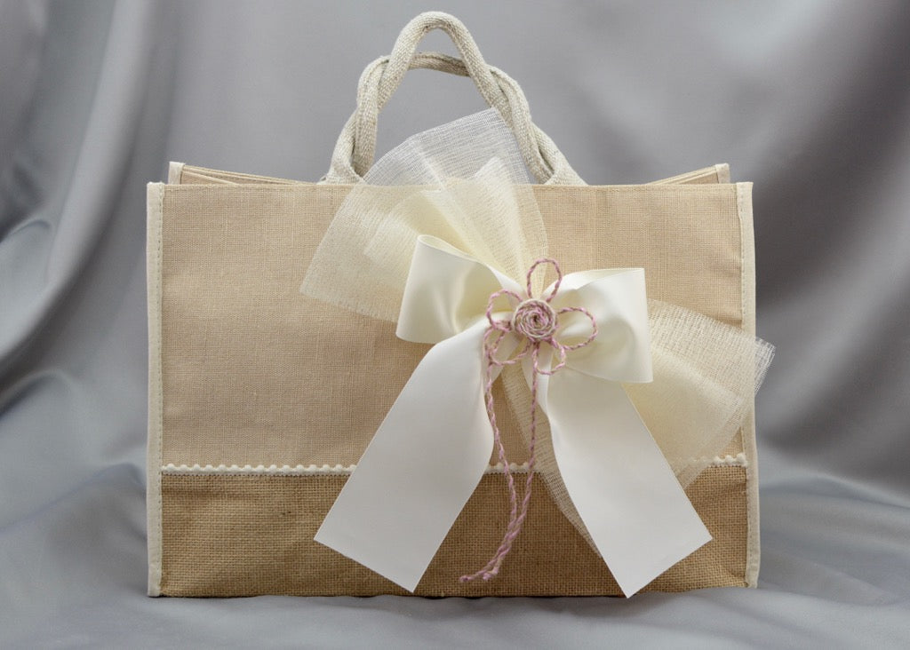 Penny Baptismal Tote
