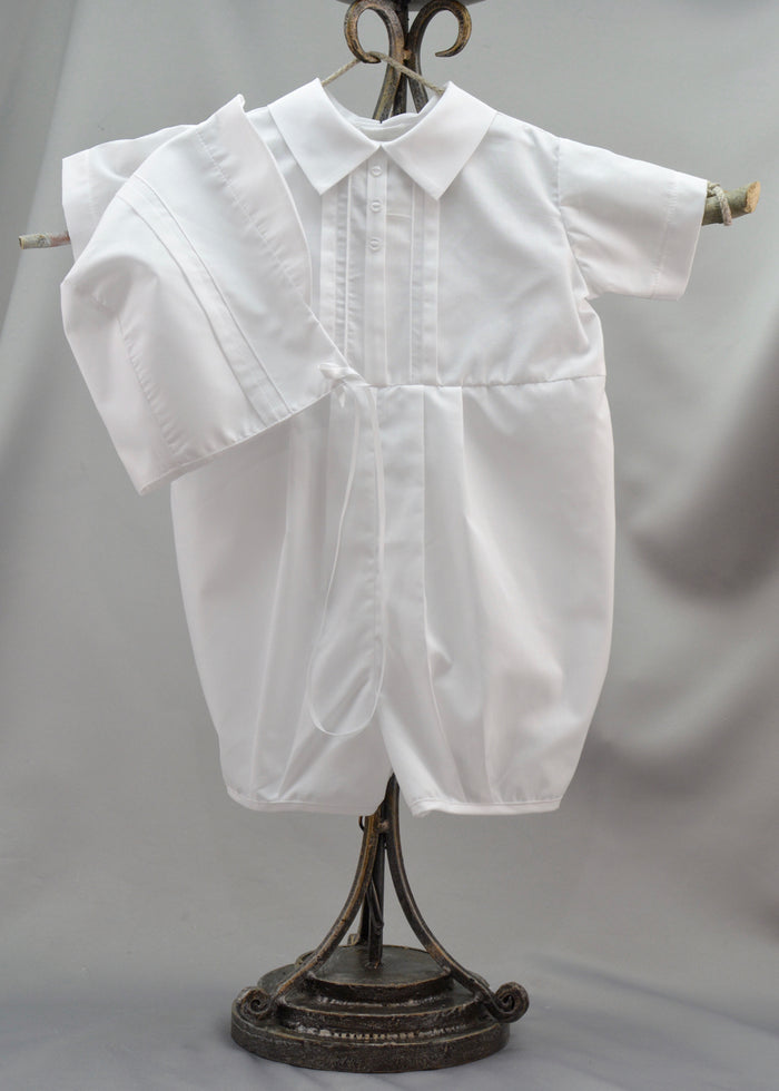 Pavlos Baptismal Outfit