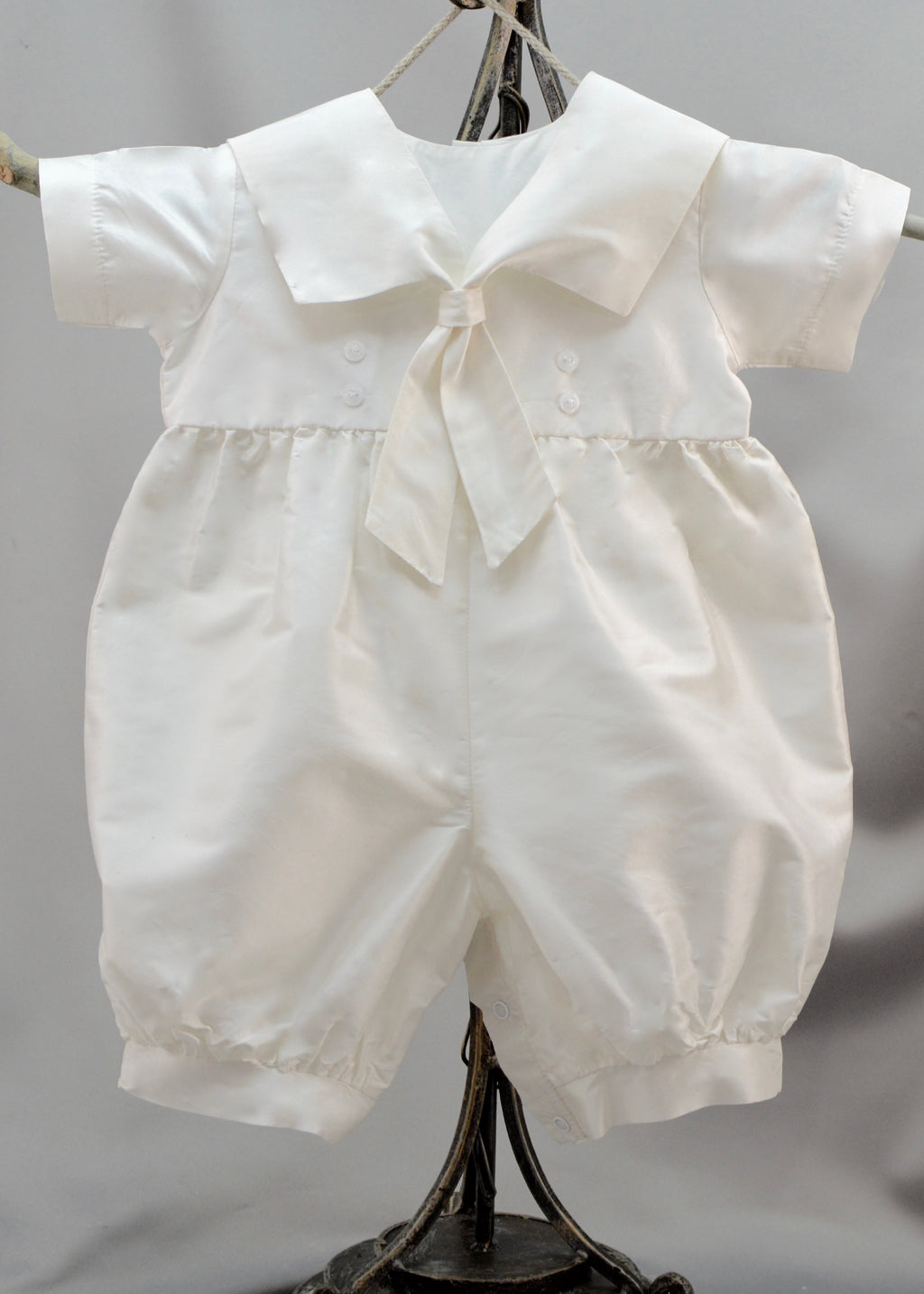 Konstantinos Baptismal Outfit