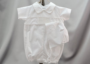 Christopher Baptismal Outfit