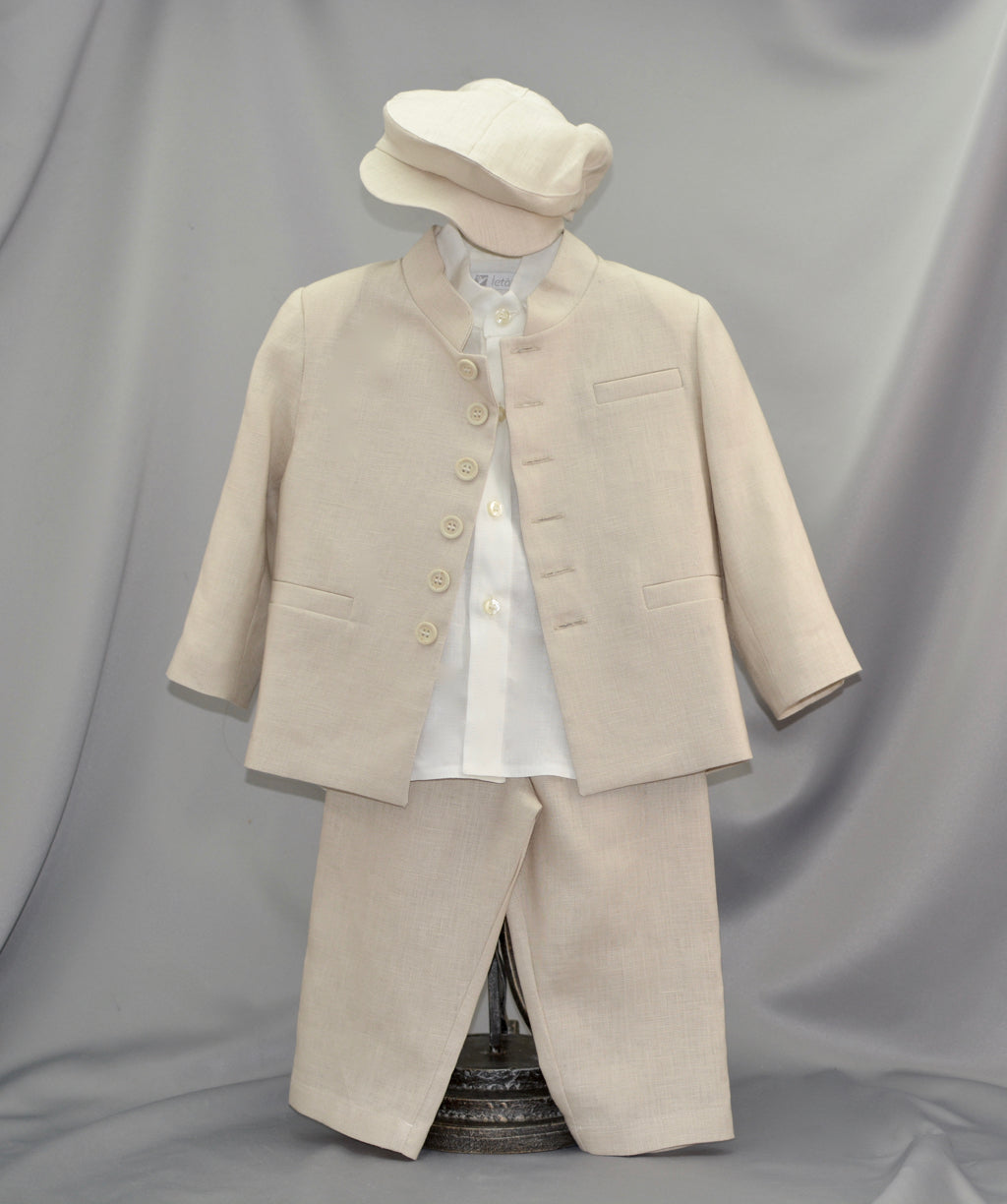 Theodoros Baptism Outfit