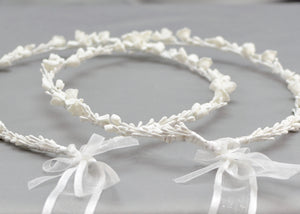 Blooming Love Wedding Crowns