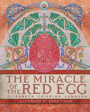 Miracle of the Red Egg Easter Candle or Book Set