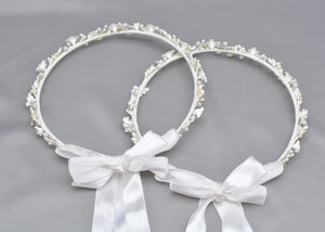 Love is You Wedding Crowns