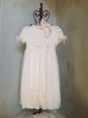 Thalia Baptism Dress