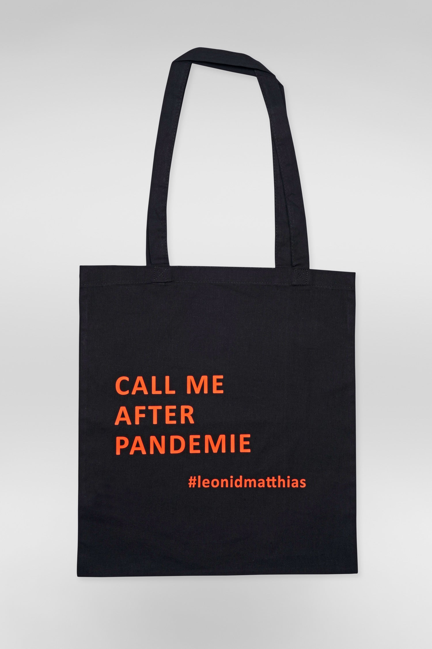 "Jutebeutel ""Call me after Pandemie"""