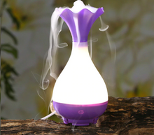 Load image into Gallery viewer, Flower Oil Diffuser