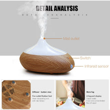 Load image into Gallery viewer, Aurora Aromatherapy Humidifier