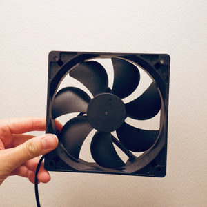 USB Greenhouse Fan