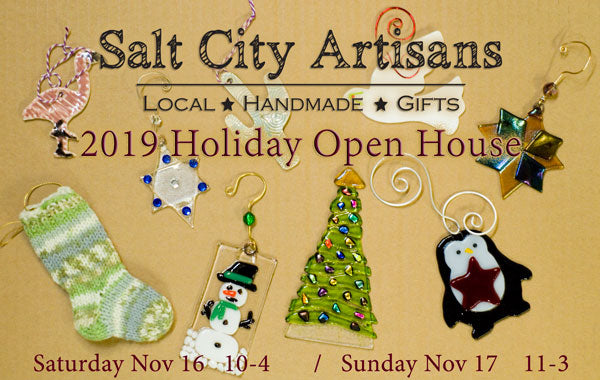 Syracuse Soapworks/Salt City Artisans 2019 Holiday Open House