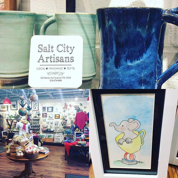 Salt City Artisans gift store