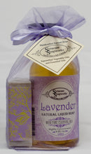 Load image into Gallery viewer, Soap Bar & Liquid Soap Gift Set