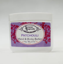 Load image into Gallery viewer, Patchouli body butter