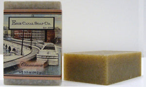 Cinnamon soap bar