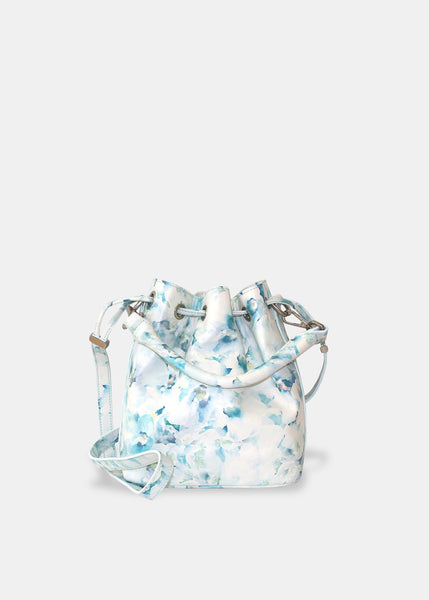 Alix Mini Bucket in Matise Floral Blue