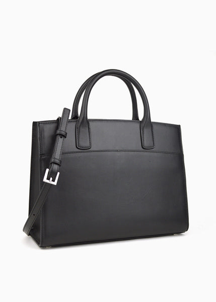 Medium Everyday Tote in Black
