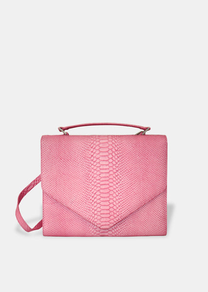 Oversized Lady Triangle in Pink