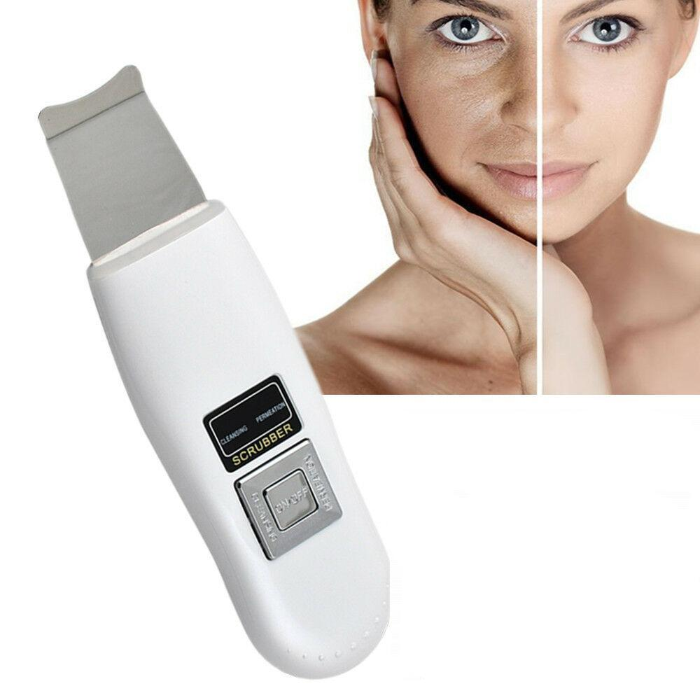 Clean Skin Magic Tool - Ultrasonic Skin Scrubber