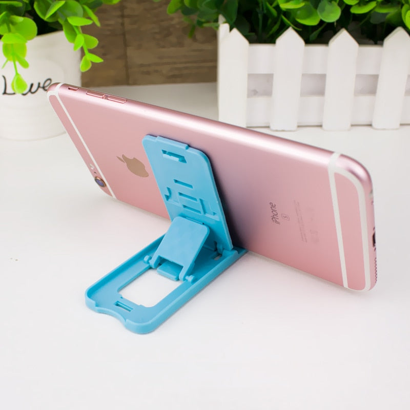 Mini Universal Folding  Adjustable Stand For Smartphones