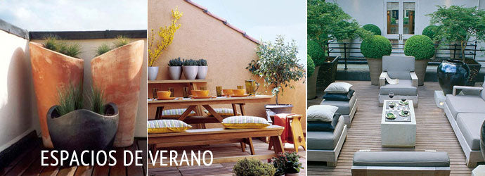Un blog sobre decoraci n tendencias y novedades en el for Decoracion porches exteriores
