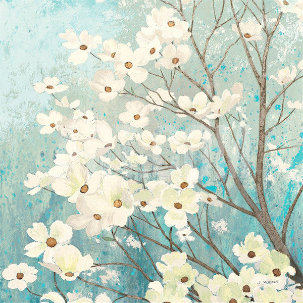 Dogwood Blossoms I