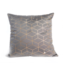 Bardot Cushion Cover, Silver