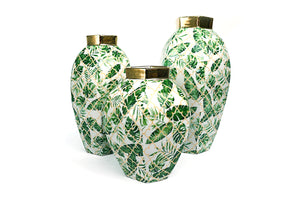 Piante Vase, Green, Large