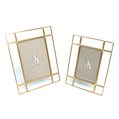 Glass Photoframe 4x6