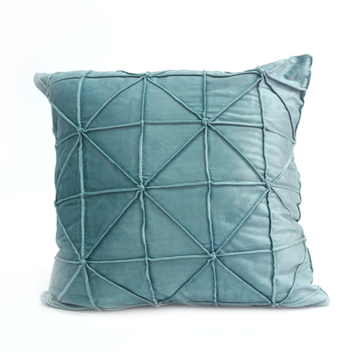 Madison Cushion Cover, Teal