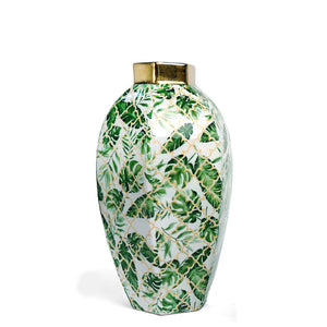Piante Vase, Green, Medium