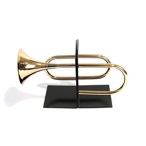Montreal Bookends, Trumpet (Set of 2)