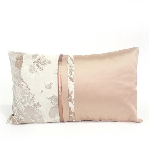 Provence Cushion Cover, Cream and Beige, 30x50cm