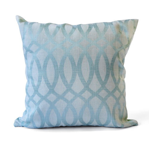 Sabine Cushion Cover, Baby Blue