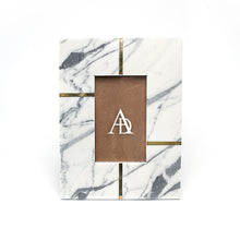 White Marble Photoframe
