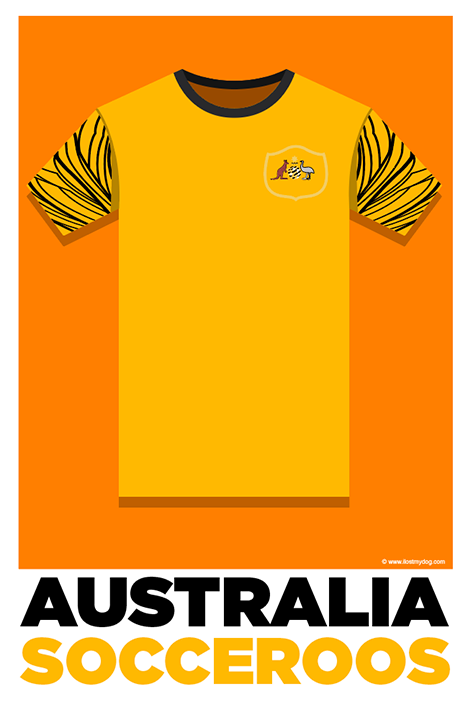 2018 World Cup Jerseys (All 32 Available)