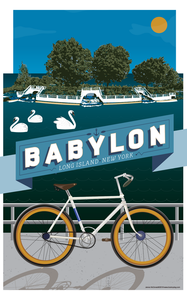 Babylon & Argyle Lake Bike Ride