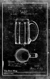 Beer Mug-Patent Invention Art