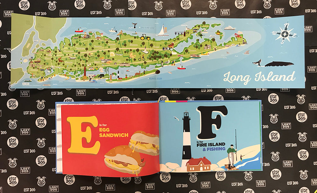 Care Package: ABCs of Long Island