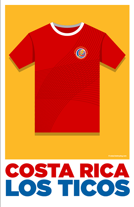 World Cup 2018 Jerseys (All 32 Available)