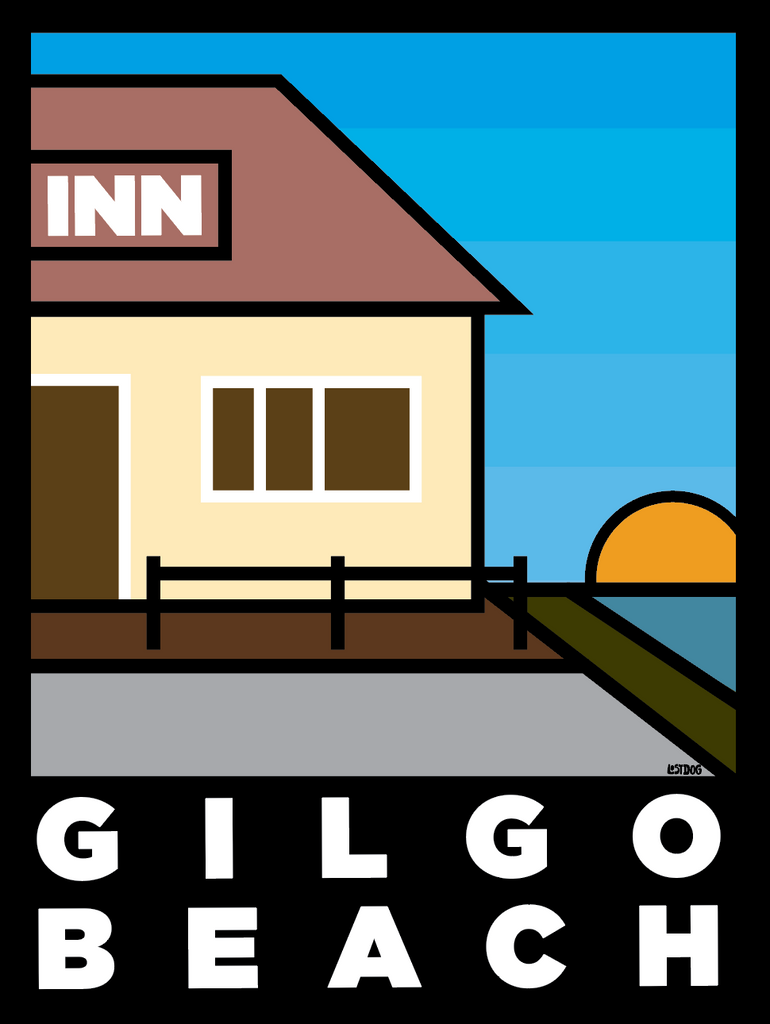 Gilgo Beach Inn: Thick Line Series