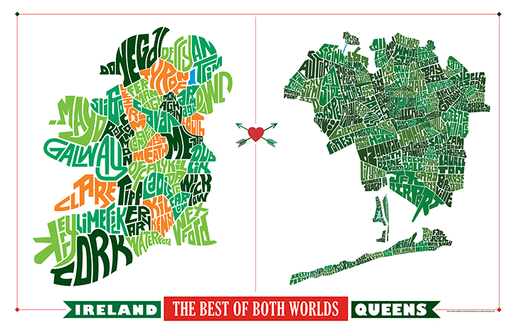 Best of Both Worlds: Ireland & Queens