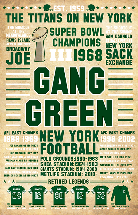 Gang Green Football