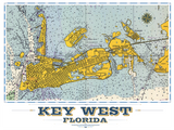 Key West Nautical Chart