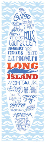 LONG ISLAND SURF BEACHES